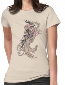 Vicar Amelia - Bloodborne (no text version) Womens Fitted T-Shirt