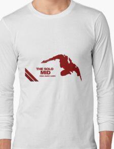 The Solo Mid League of Legend Zed Long Sleeve T-Shirt