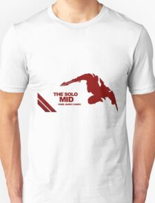 The Solo Mid League of Legend Zed Unisex T-Shirt