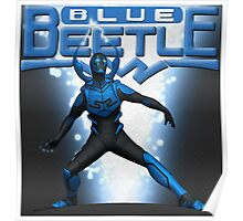 Blue Beetle Poster