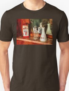 Barber - On a barbers counter  T-Shirt