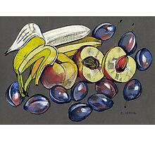 Fruit ninja  Photographic Print