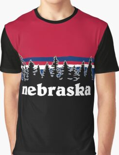 Nebraska Graphic T-Shirt