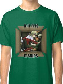 If It Fits, It Ships Classic T-Shirt
