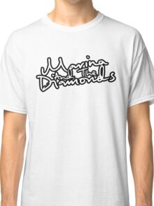 Marina and the Diamonds Logo Classic T-Shirt
