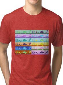 Colors of the seasons Tri-blend T-Shirt