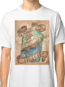 Down The Hatch Classic T-Shirt