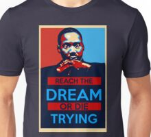 MLK: Reach The Dream Unisex T-Shirt