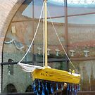 Dali fishing boat. by Woodie