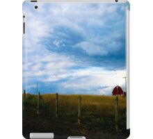 Storm Chase 2008 number 2 iPad Case/Skin
