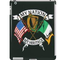 My Nation, My Heritage iPad Case/Skin