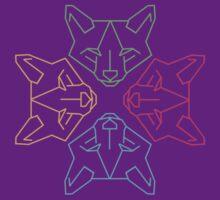 Fox Force 4 by edgeofthemap