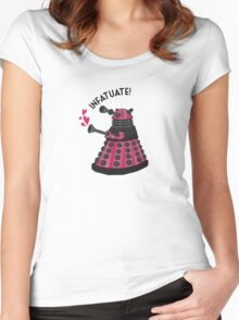 Infatuate! Women's Fitted Scoop T-Shirt