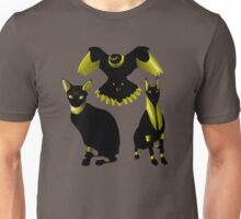 Three Egyptian Gods Unisex T-Shirt