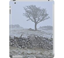 Snow in the Dales iPad Case/Skin