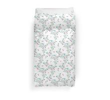 Delicate florals Duvet Cover