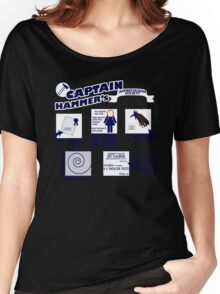 Captain Hammer's Appreciation Society Women's Relaxed Fit T-Shirt