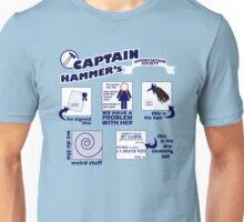 Captain Hammer's Appreciation Society Unisex T-Shirt