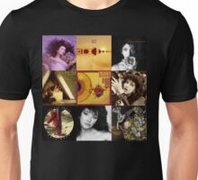 Kate Bush Album Compilation Unisex T-Shirt