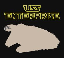 USS Enterprise by daveit