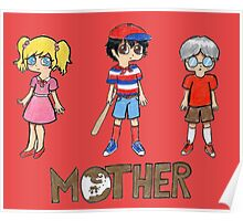 Mother Trio  Poster