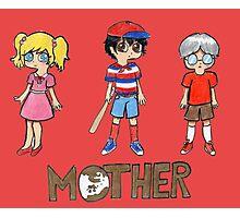 Mother Trio  Photographic Print