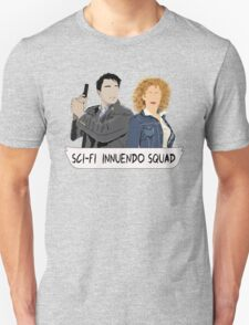 Sci-fi Innuendo Squad Unisex T-Shirt