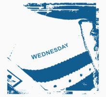 Wednesday Stripes One Piece - Long Sleeve