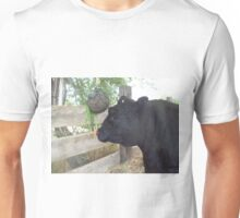 Contemplating the Carrot Unisex T-Shirt