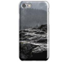 The Last Slippery Step  iPhone Case/Skin