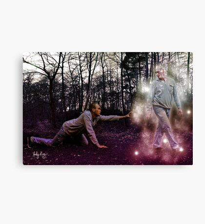 But I'm Not Ready..... Canvas Print