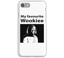 My favourite Wookiee iPhone Case/Skin