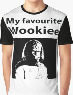 My favourite Wookiee Graphic T-Shirt