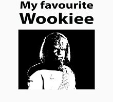 My favourite Wookiee Unisex T-Shirt
