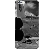 Lightning Thrust iPhone Case/Skin