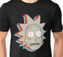 Rick and Morty: 3D Rick Unisex T-Shirt