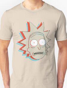 Rick and Morty: 3D Rick Unisex T-Shirt