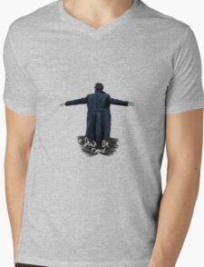 Don't Be Dead [light] Mens V-Neck T-Shirt