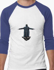 Please Don't Go Men's Baseball ¾ T-Shirt