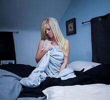 In the bedroom by redhairedgirl