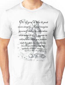 duchess quote  Unisex T-Shirt