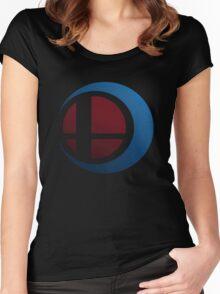 Super Bayonetta Bros. 2 Women's Fitted Scoop T-Shirt
