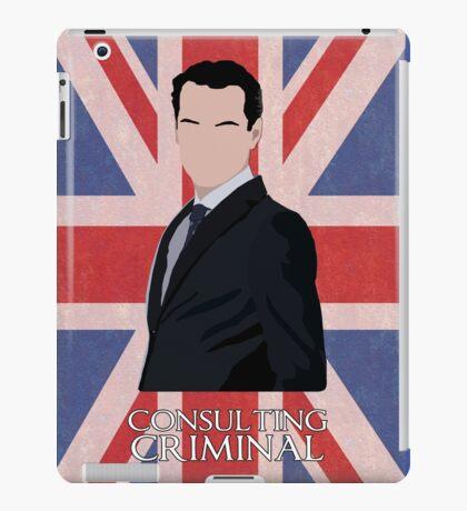Consulting Criminal iPad Case/Skin