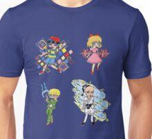 Earthbound-The Chosen Four Unisex T-Shirt