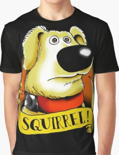 Squirrel! Graphic T-Shirt