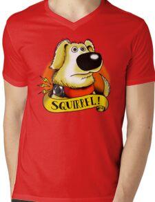 Squirrel! Mens V-Neck T-Shirt
