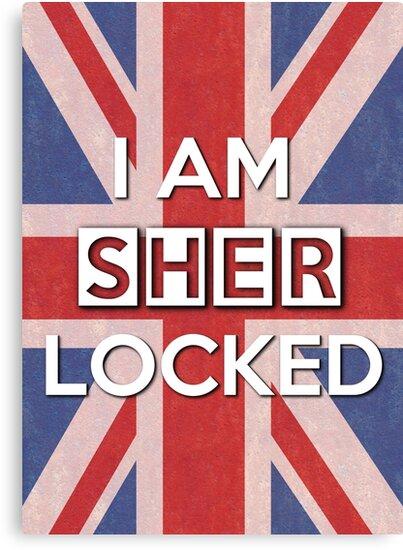 I Am Sherlocked by saniday
