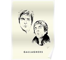 The Gallaghers Poster