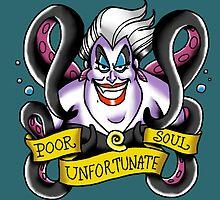 Poor Unfortunate Souls by Cheyne Gallarde