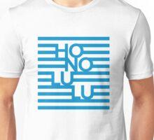 Honolulu Stripes Unisex T-Shirt